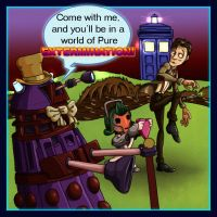 PURE EXTERMINATION by IanABlakeman