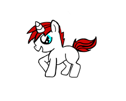 Filly OC Request by izze-bee