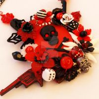 Sin City Necklace by AndyGlamasaurus