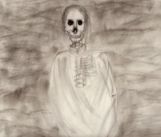 Ghost of Percival Dumbledore by CosmicCoz