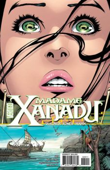 Madame Xanadu Cover 20 by Tentopet