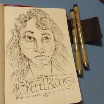 Breezeblocks  by GingerLine