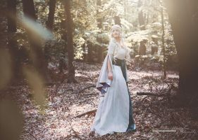 Lady of Rivendell by ElbenherzArt
