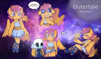 Outertale Doodles by synnibear03