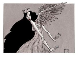 the winged by Braojos