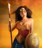 Wonder Woman by chiquitita-cosplay