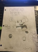 Don't Deal With The Devil [Cuphead] by ZertyArtTV
