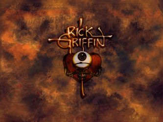Rick Griffin Wall by neee