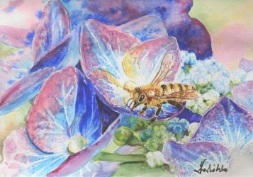 Wasp by danuta50