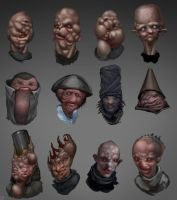 HEADS by PavellKiD
