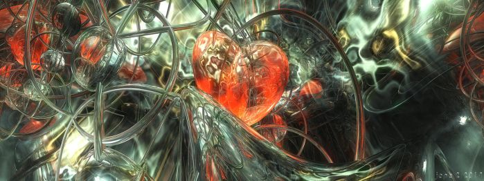 Heart On A Ride by jepegraphics