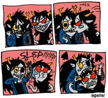terezi doing it wrong part 2 by MagnoliaPearl