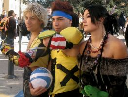 Final fantasy X Cosplay Italia by Sommum