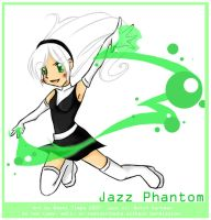 Jazz Phantom by oddlittleleaf