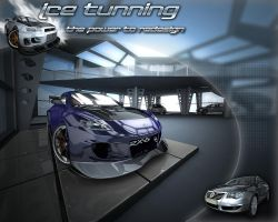 Ice Tunning by stefanmarius