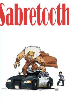 sabretooth rules by donsimoni