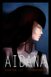 Aidana Chapter III cover by StereoiD