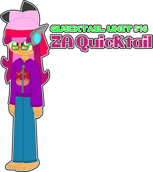 ZA, Quicktail Unit 516 by ZA-NamcoDroid