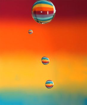 water planets by DECHA
