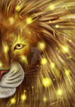 Lion Of Sun by avafury