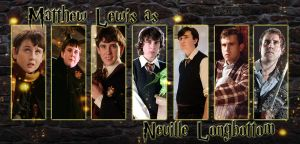 Neville Longbottom by HippieSarah94