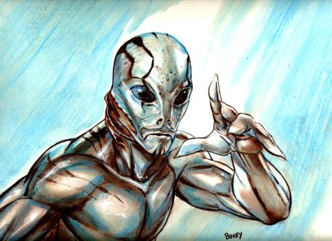 Abe Sapien by dfbovey