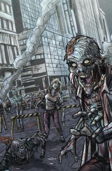 Zombies by Ferigato