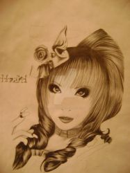 hizaki by chesterfeildmomo