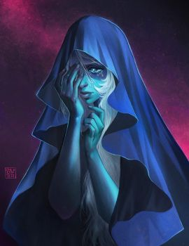 Blue Diamond by StefTastan