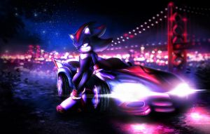Before the Race (Team Sonic Racing) by Mynakle