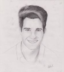 James Maslow by MilaLKDJMH
