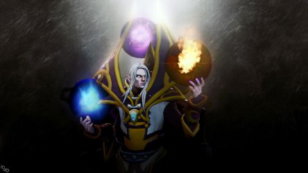 Invoker Wallpaper 2017 By Ali Invo On Deviantart