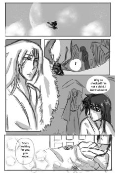 Patient page one by Xoihana