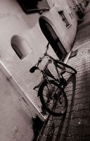 Bike on Island9... by CanDaN