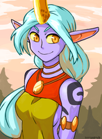 Soraka by Songoanda