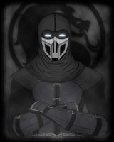 Mortal Kombat - Noob Saibot by Distant-Rain