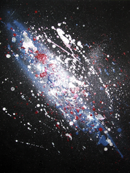 Abstract Galaxy by scart