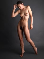 Standing Nude 2 by GSC4X
