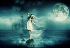 Under The Moon by doredore