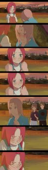 Sakura- Don't cry... by CaiLiDeVeL