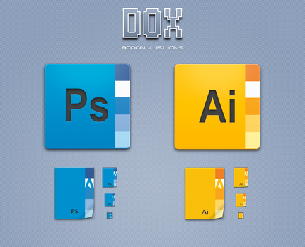 DOX ADDON - Adobe Collection by DeusEx74