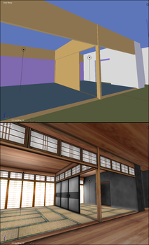 SL - Japanese House Preview by Pikangie