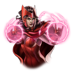 Canceled project - Scarlet Witch by Fan-the-little-demon