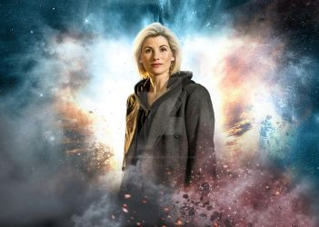 The 13th Doctor by MrPacinoHead