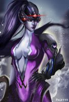Widowmaker by jaylospekaza