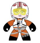 SW Mighty Muggs - Luke Pilot by zenazazel