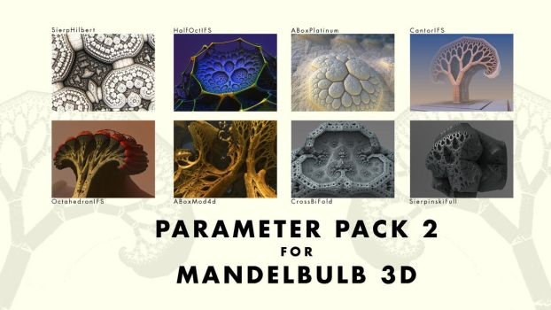 Parameter Pack 2 by batjorge