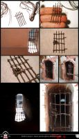 Domus project 16-40: Iron gate by Wernerio