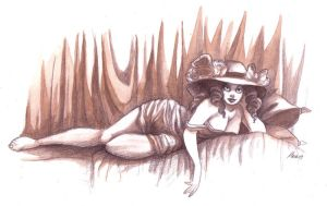 Pinup 1 by kyla79