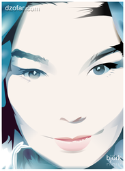 bjork vector inkscape 2 by ndop